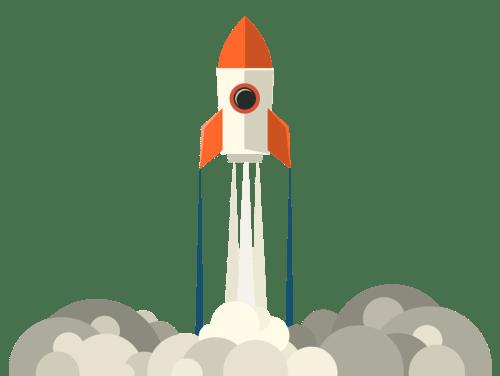 Ultranauts rocket
